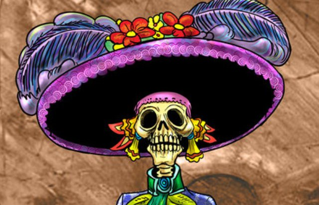 Te contamos todo sobre como disfrazarte de Catrina y como celebrar la  auténtica fiesta mexicana de El día de los muertos. ¡Ándele! 2eb7d5bc9ae