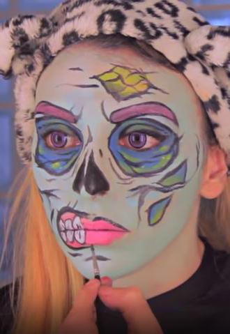 sara zombie pop art 8