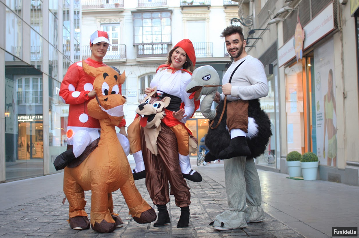 Funidelia �costume ideas: the funniest costumes for halloween and
