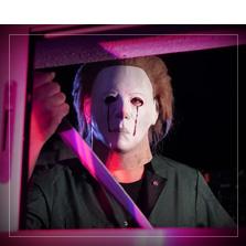 Máscaras de Cine de Terror