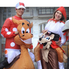 Fantasias Ride On