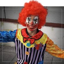 Payasos y circo