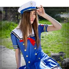 Sømand & Matros Kostumer