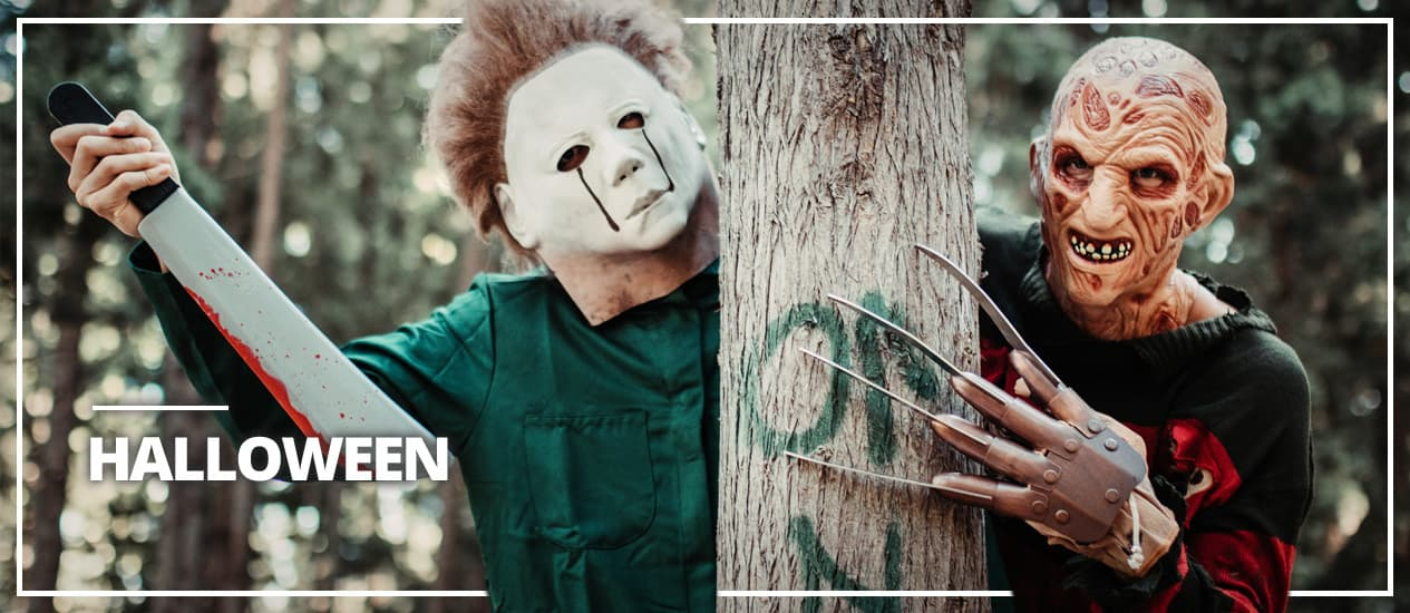Maskeraddräkter Halloween för honom