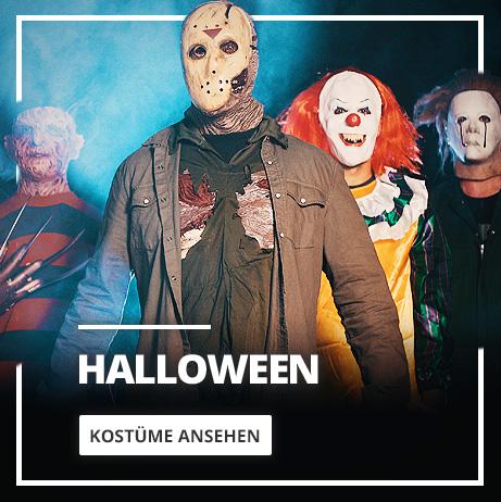 Halloween Kostüm Party
