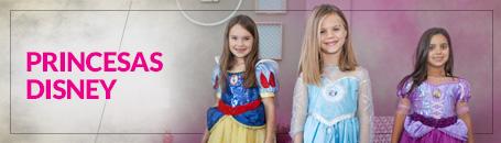 Fantasias Princesas Disney