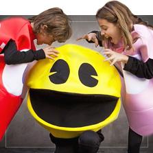 Fantasias de Pac-Man