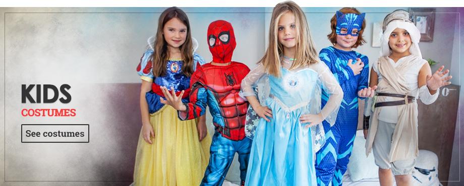 Fancy Dress Shops Online