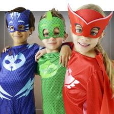 Costumi PJ Masks