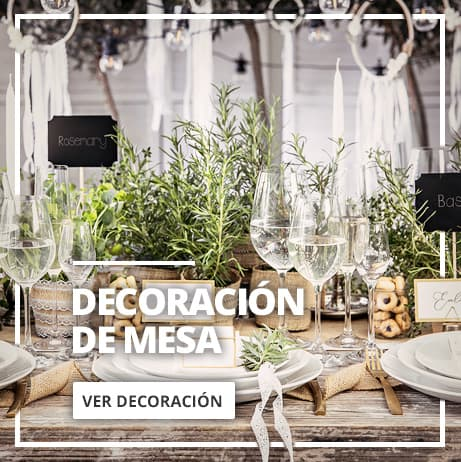 Decoración de Mesa