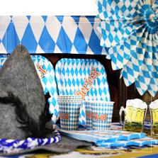 Décoration Oktoberfest