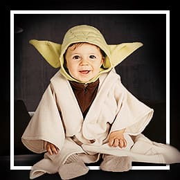 Star Wars Costumes for Babies