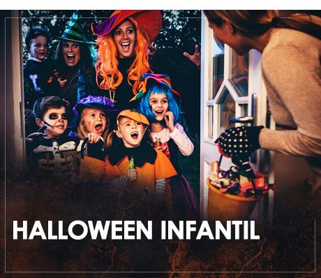 Fantasias de Halloween para Criança