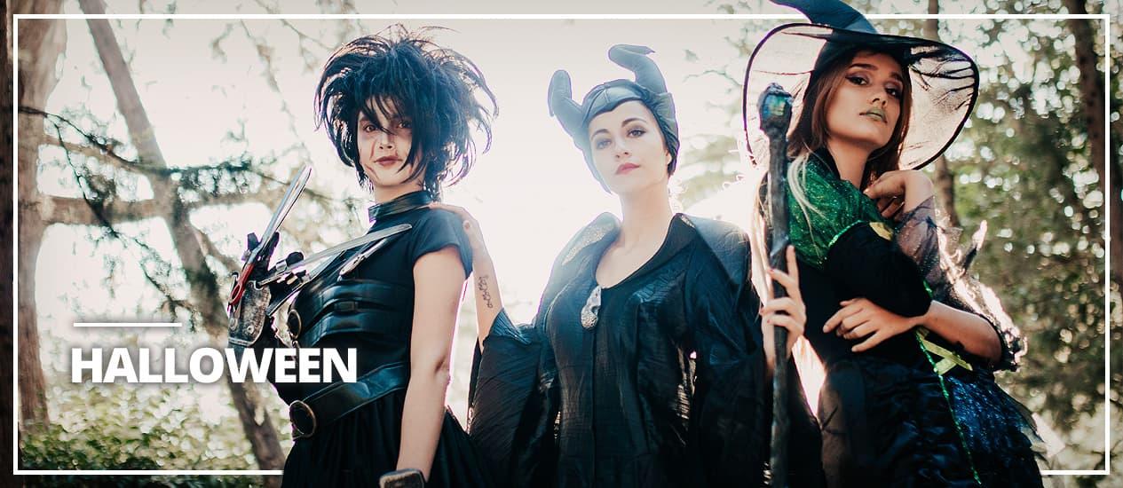 Halloween Kostüme für Damen