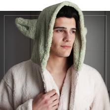 Bath robes