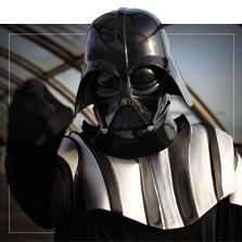 Disfraces de Darth Vader