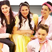Fantasias de Grease