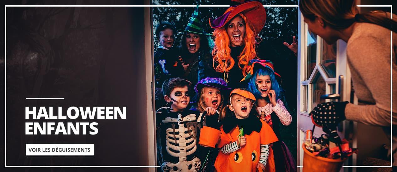 Déguisements pour Halloween pour enfants