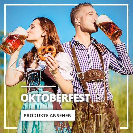 Oktoberfest: Kostüme, Accessoires und Zubehör, Trachtenmode