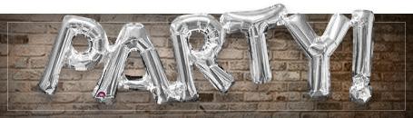 Ballons aluminium