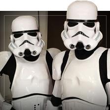 Fatos de Stormtrooper