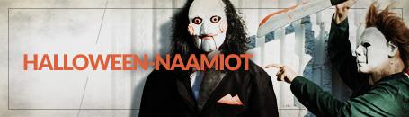 Halloween-naamiot