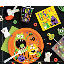 Artigos Mesa Halloween