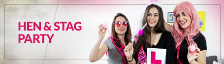 Hen & Stag Party: Costumes and accessories for your Bachelorette & Stag Party