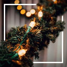 Joulu Lyhdyt ja valot