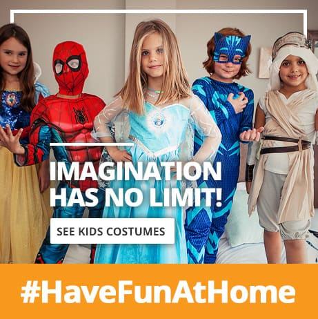 Costumes for Boys and Girls. Unique Kids' Fancy Dress