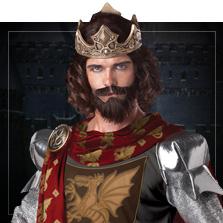 Koning Middeleeuws