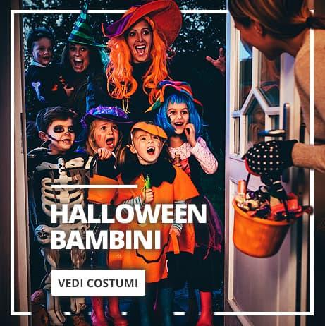 Costumi Halloween per Bambini