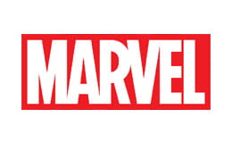 Marvel Merchandise & Presenter