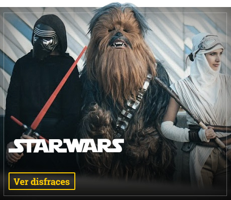 Disfraces de Star Wars 4801cf498afa