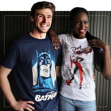 Chemises et T-shirts Super-héros
