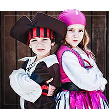 Costume pirat