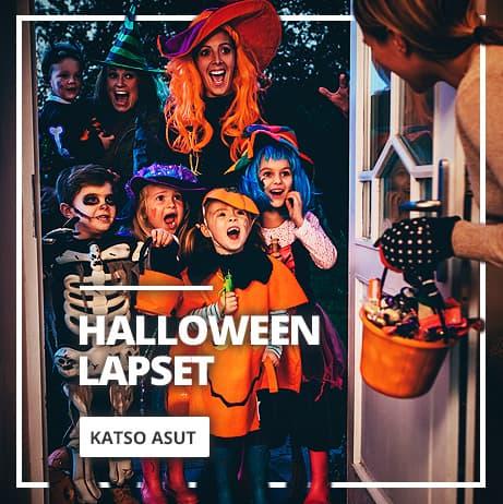 Halloween asut lapsille
