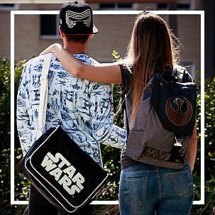 Geeky Backpacks