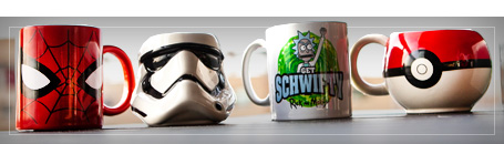Geek Gifts & Merchandise