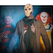 Los mejores Disfraces para Halloween originales Siente el terror