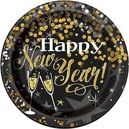 Glittering New Year