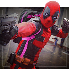 Stroje Deadpool