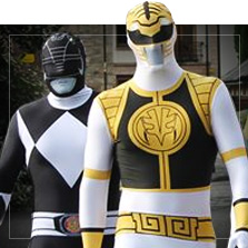 Morphsuits & Zentai
