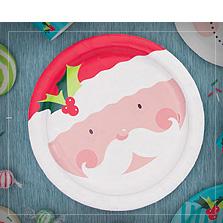 Pratos Natal
