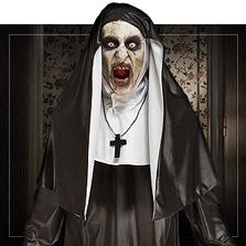 7288ff3e296c Dámské kostýmy na Halloween » Strašidelné outfity pro ženy