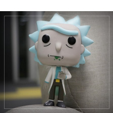 Tv og Film Funko Pop!