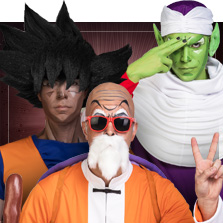 Dragon Ball kostymer