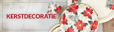 Originele kerstdecoratie en versieringen