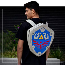 Zelda Backpacks
