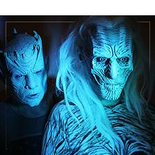 Máscaras Juego de Tronos